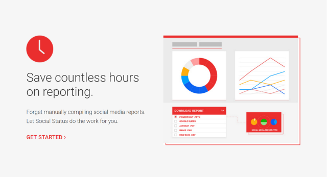 Save countless hours on reporting